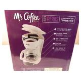 New Mr. Coffee 12 Cup Programmable Coffeemaker