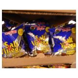 New Display Full of 50 Bags of Dakota Style Potato Chips