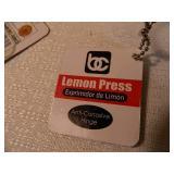 3 New Citrus Presses