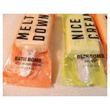 4 New Victorias Secret Popsicle Bath Bombs