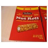 3 New Cases of Salted Nut Rolls