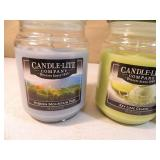 4 New Candle Lite Candles
