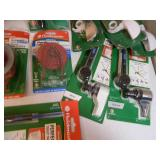 Large Assortment of New Toilet Parts