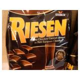 2 New Large Bags of Riesen Candies