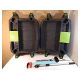 New Wheelbarrow Caddies, Magnet Tools, Etc