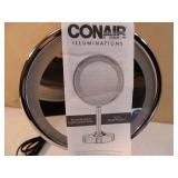 New Conair Lighted Magnifying Mirror and New Conair Hair Dryer
