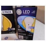 New LED Lightbulbs