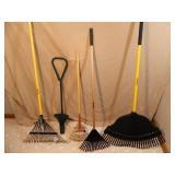 5 New Long Handle Tools