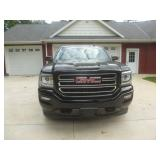 2017 GMC Sierra Elevation 4WD