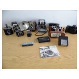 Lot of Cameras