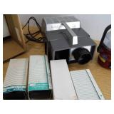 Slide Projector - Light