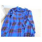 Case of Plaid Button Down Shirts