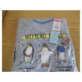 Case of 12 Sets Penguin Pajamas