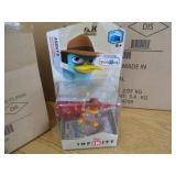 Case of 24 Crystal Agent P Figures