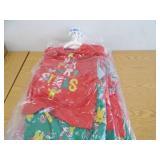 Lot of 7 Christmas Pajamas