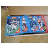 Large Lot of NFL Cards