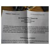 RV Delamination Repair Kit