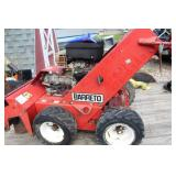 Barreto Chain Type Commercial Trencher 1624-D, Owner