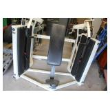 Hammer Strength Universal Dual Rack Bench Press Exercise Equipment