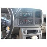 2004 Chevrolet Silverado 2500HD 4-Door Crew Cab Work Truck