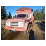1970 Chevy C60 Grain Truck