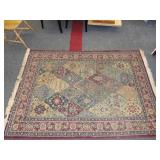 Hand Woven Oriental Rug
