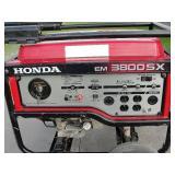 HONDA 3800SK GENERATOR