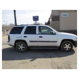 2003 Chevy Trailblazer