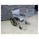 Shopping Wheelchair