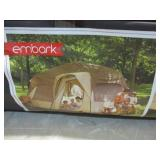 New Embark Tent
