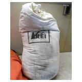 Safety Tube/ REI Sleeping Bag
