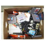 Nintendo Console and controllers