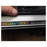 Caleco Vision Game Console and games