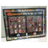 93-94 NBA All-star Display