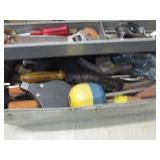 Antique Toolbox and tools