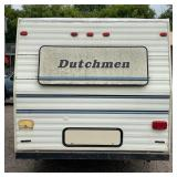 "1993 Dutchman Classic ""300"" Travel Trailer"