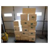 Lot of 20 Commercial Grade Styrofoam Coolers