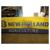 Large New Holland Sign