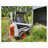 Bobcat 310 Skid Steer with Quick Attach