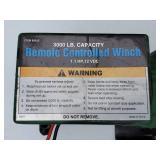 3000 LB Remote Controlled Winch