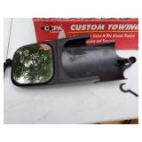 Set of two custom towing mirrors