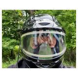 XL HJC Snowmobile Helmet