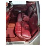 1979 Lincoln Continental 4 door with sunroof