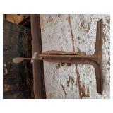 Vintage Saw Sharpener holder