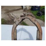 Vintage Cow Neck Lock