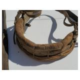 Vintage Belly Band for a sled dog or small horse
