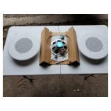 "Atlas Sound 8"" Home / Business Speakers"