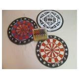 dart boards, arts