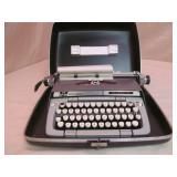 Smith and Corina typewriter