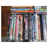 DVD and Game Lot